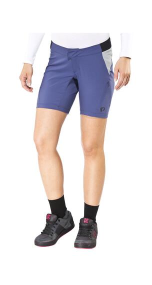 PEARL iZUMi Canyon - Culotte corto sin tirantes Mujer - azul